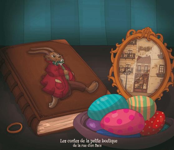 PRENOM et l'anneau de Pâques