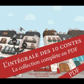 Le recueil des 10 contes fantastiques en PDF pour PRENOM