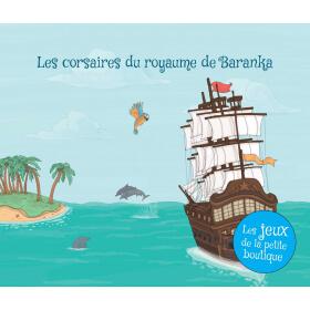 Les corsaires du royaume de Baranka