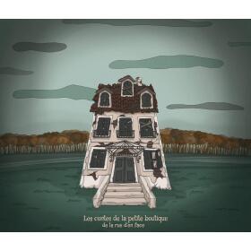 et le fantôme de la maison aux volets fermés