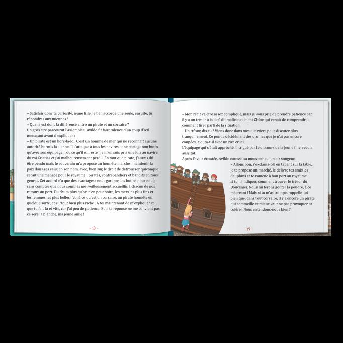 PRENOM et les corsaires du royaume de Baranka