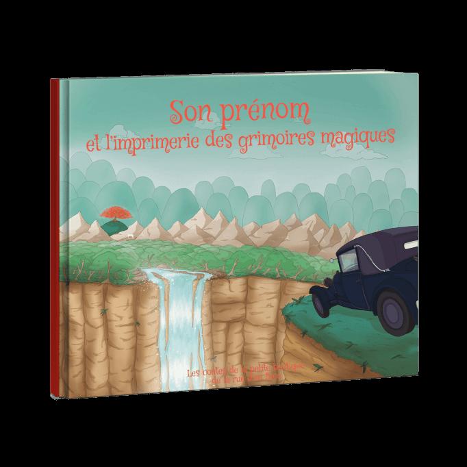 PRENOM et l'imprimerie des grimoires magiques