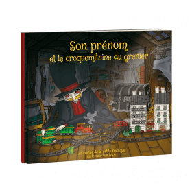 PRENOM et le Croquemitaine du Grenier - PDF