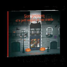 PRENOM et le Petit Vampire du Bac à Sable - PDF