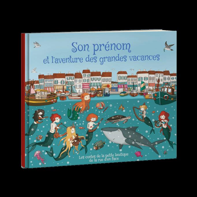 PRENOM et l'aventure des grandes vacances (pdf)