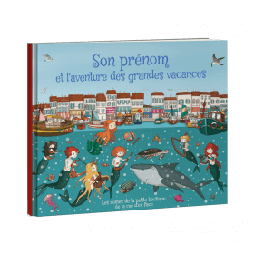 PRENOM et l'Aventure des Grandes Vacances - PDF