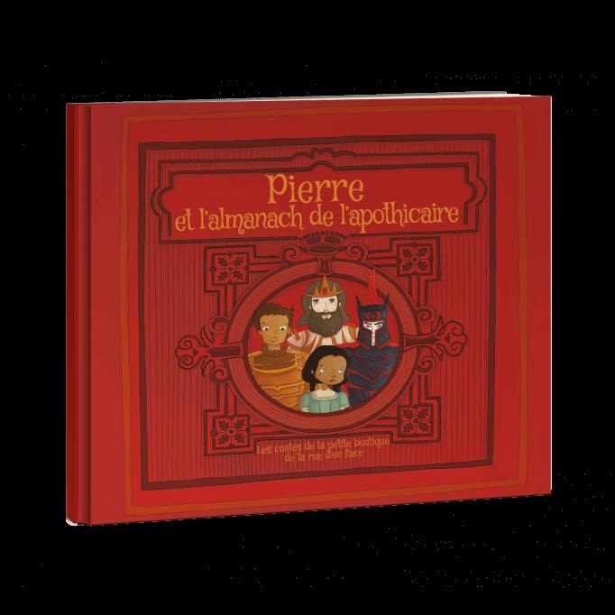 PRENOM et l'almanach de l'apothicaire (pdf)