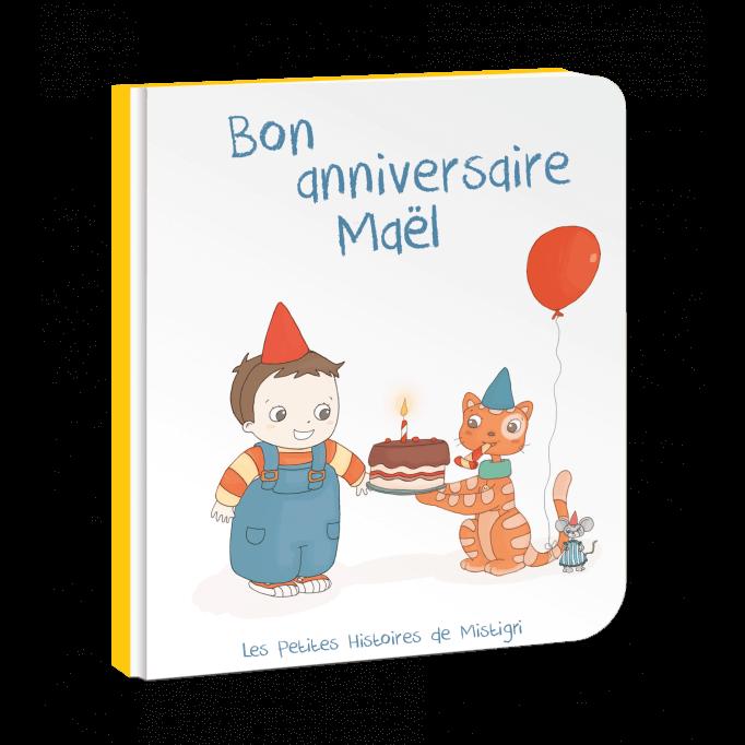 Bon anniversaire PRENOM (pdf)