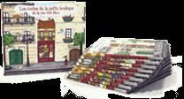 L'enfant est le héros des histoires car son prénom revient plusieurs fois dans chaque livre personnalisé