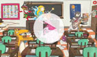Les contes de la petite boutique #6 - Le marionnettiste de Mardi gras