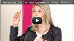 Starmyname dans C'est au programme sur France 2