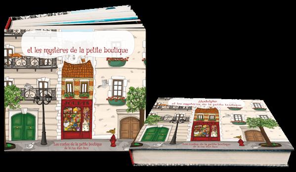 Le recueil des 10 contes fantastiques