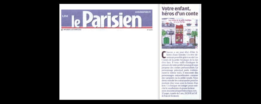 Le Parisien a aimé