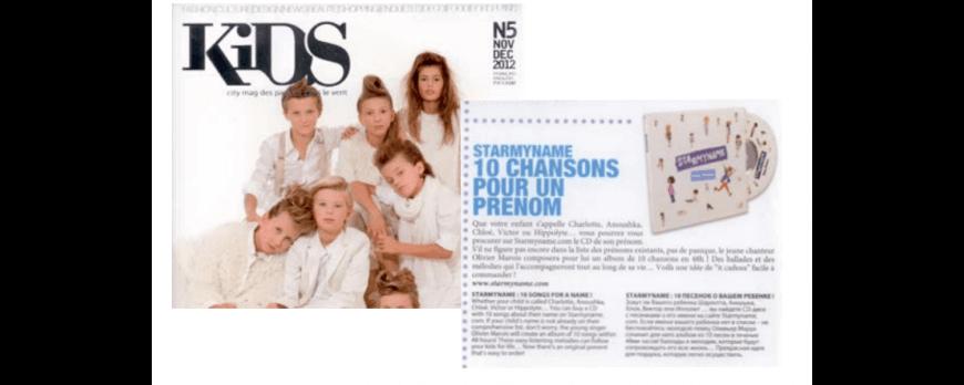 Kids Magazine a aimé
