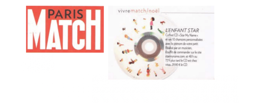 Paris Match a aimé